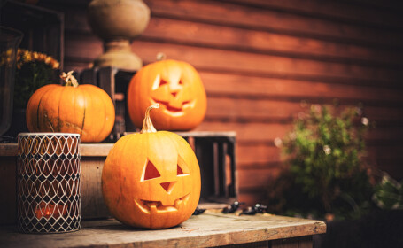 31 octombrie - Halloween