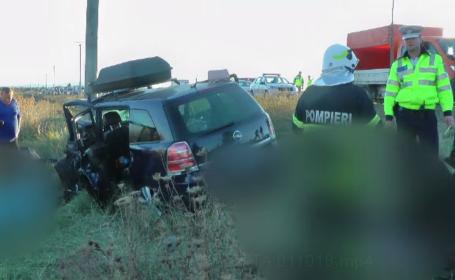 Cauza care ar fi provocat accidentul de la ieșire din Adjud, soldat cu 8 victime