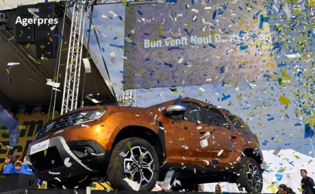 Dacia Duster - Agerpres