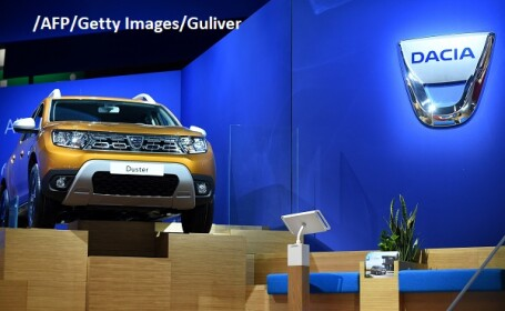 Dacia Duster - AFP/Getty