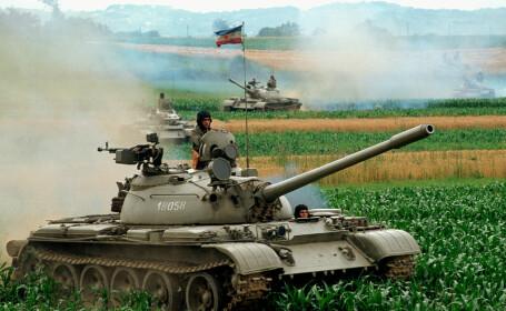 Juncker avertizează privind riscul unui război în Balcani. \