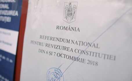 Referendumul pentru familie 2018. Cum va modifica Constituţia