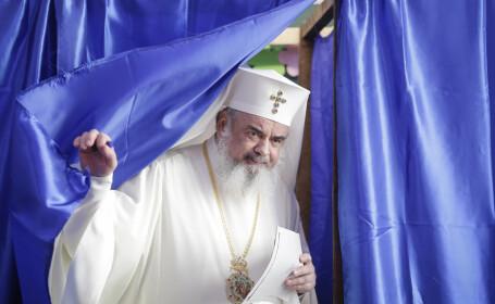 Prima reacţie a Patriarhiei după referendum: \