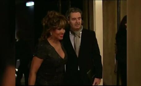 Tina Turner si Erwin Bach