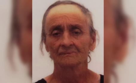 Femeie dată disparuta in Alba