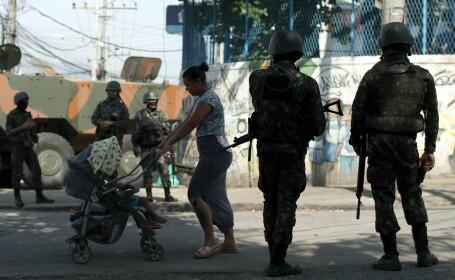 Atacatori au zgâriat cu cuțitul o zvastică pe pielea unei fete în Brazilia, din cauza unui mesaj