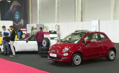 Salonul Auto București. Trotinete, biciclete electrice și mașini de 100.000 de euro