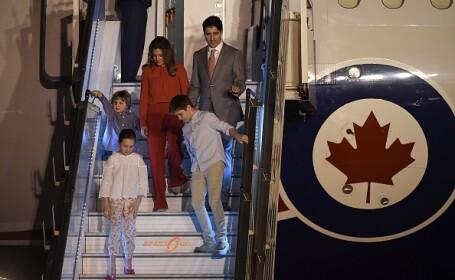 Ella-Grace Margaret Trudeau, Justin Trudeau
