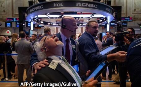 Bursa de la New York, Wall Street - AFP/Getty