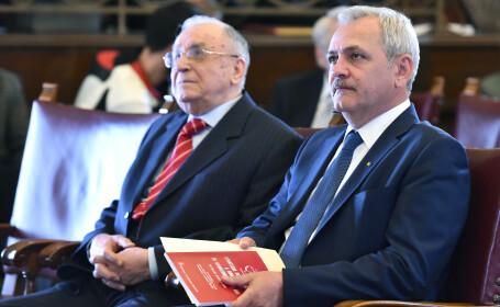 """Ion Iliescu, atac la politicienii """"iresponsabili"""": """"UE nu poate fi țap ispășitor"""""""