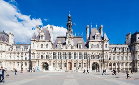 Primăria din Paris va găzdui oameni fără adapost pe timpul iernii