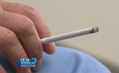 Cum ne putem lăsa de fumat ignorând efectele adverse ale medicamentelor. Sfatul medicilor