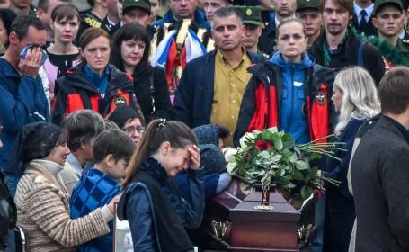 Comemorare elevi Crimeea