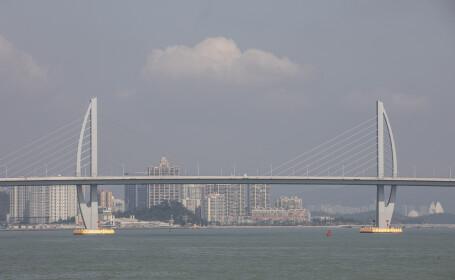 Hong Kong-Macau-Zhuhai Pod