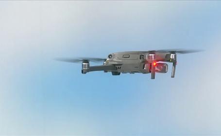 Un bărbat a fost pus sub acuzare pentru folosirea unei drone deasupra aeroportului Heathrow