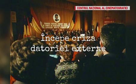 """""""100 de ani în 100 de zile"""". 1980: Anul în care începe criza datoriei externe"""