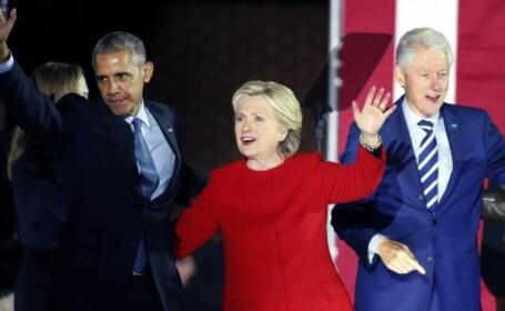 """""""Bombe artizanale"""", trimise lui Obama și familiei Clinton"""