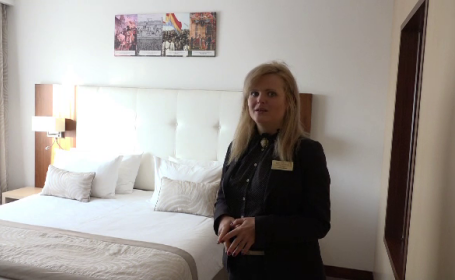 """Locurile de cazare din Alba Iulia, de 1 Decembrie, epuizate. """"3 nopți, 1.500 €"""""""