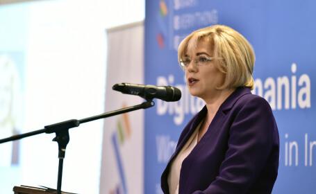 Comisarul european Corina Creţu: \