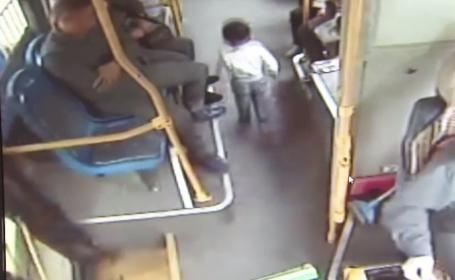 Cum a fost recuperat de către familie un copil de 2 ani care a fugit de acasă
