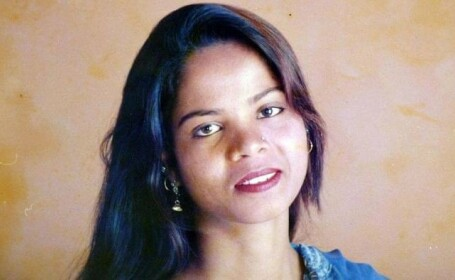 Creştină, condamnată la moarte în Pakistan pentru blasfemie, achitată