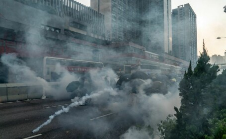 Proteste la Hong Kong - 5