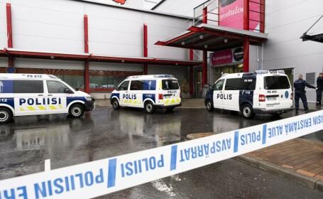 atac armat in Finlanda