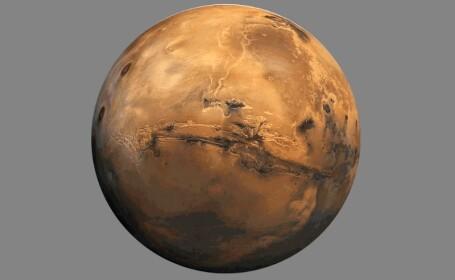 Sunete ''ciudate'' de pe planeta Marte, înregistrate de NASA