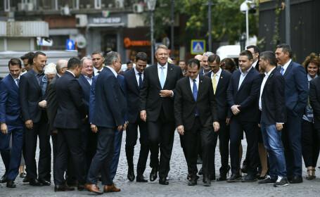 Programul consultărilor de la Cotroceni între președinte și partidele parlamentare