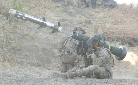 SUA vinde rachete Javelin Ucrainei. Legătura cu ancheta privind destituirea lui Trump