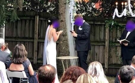 Fotografia unor miri a devenit ținta glumelor pe rețelele sociale. Ce au făcut cei doi