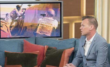 Povestea primului bărbat care a mers în vacanță la ruinele lăsate în urmă de ISIS