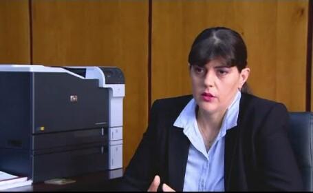 Interviu: Kovesi a mărturisit pe cine a sunat când a aflat că va fi procuror-șef european