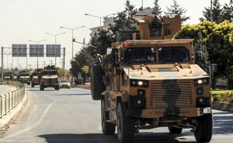 Ofensiva Turciei in Siria - 3