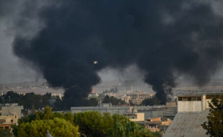 Operatiunea Izvorul Pacii in Siria - 1