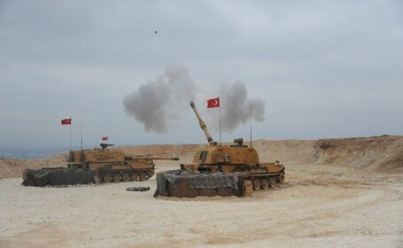 Operatiunea Izvorul Pacii in Siria - 5