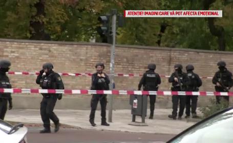 atac la o sinagoga din Germania