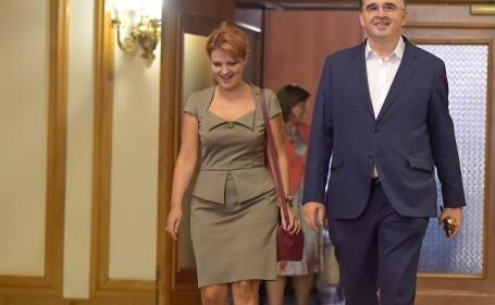 Marian Oprisan si Lia Olguta Vasilescu