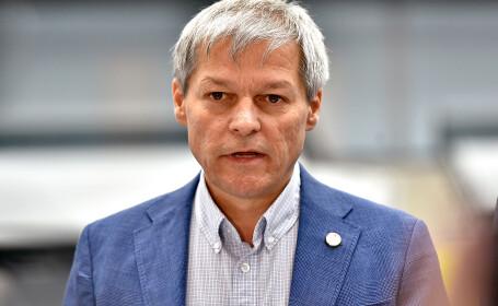 Dacian Cioloş a fost testat pozitiv cu Covid-19. Care este starea lui de sănătate