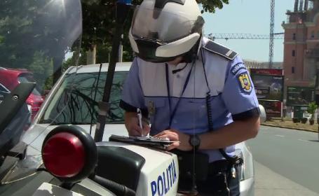 Brigada Autostrăzi a dat 320 de amenzi în weekend. Ce contravenție a primit un șofer de 64 de ani care a mers pe contrasens