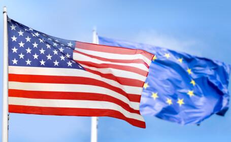 SUA pot impune tarife vamale produselor din UE. Sunt vizate măslinele, puloverele şi vinul