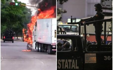 Oraș sub asediu după arestarea fiului lui El Chapo