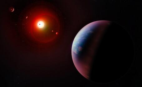 Planete asemănătoare cu Pământul, descoperite de cercetători. De ce au fost distruse