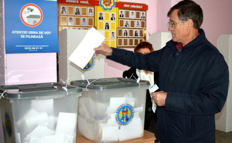 alegeri in Republica Moldova