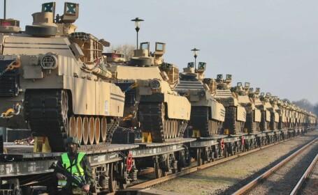 Desfășurare de forțe la granița cu Rusia: \