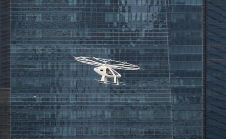 Cum arată prototipul unui taxi aerian - 2