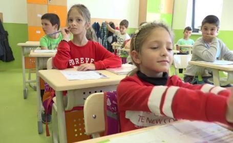 A fost creată prima şcoală smart din România. Cum funcționează noul program de educație