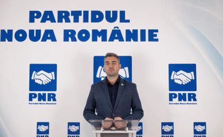 Cine este Sebastian Popescu, cel mai tânăr dintre candidații la prezidențiale în 2019
