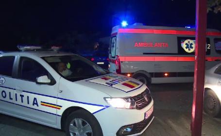 Atac sângeros în Timiș. Un bărbat a fost înjunghiat de un copil de 13 ani, după ce a fost bătut cu parul