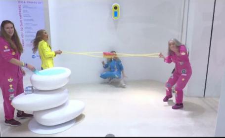 Slime-ul, pasiunea copiilor, are acum propriul muzeu. Cum se prepară pasta